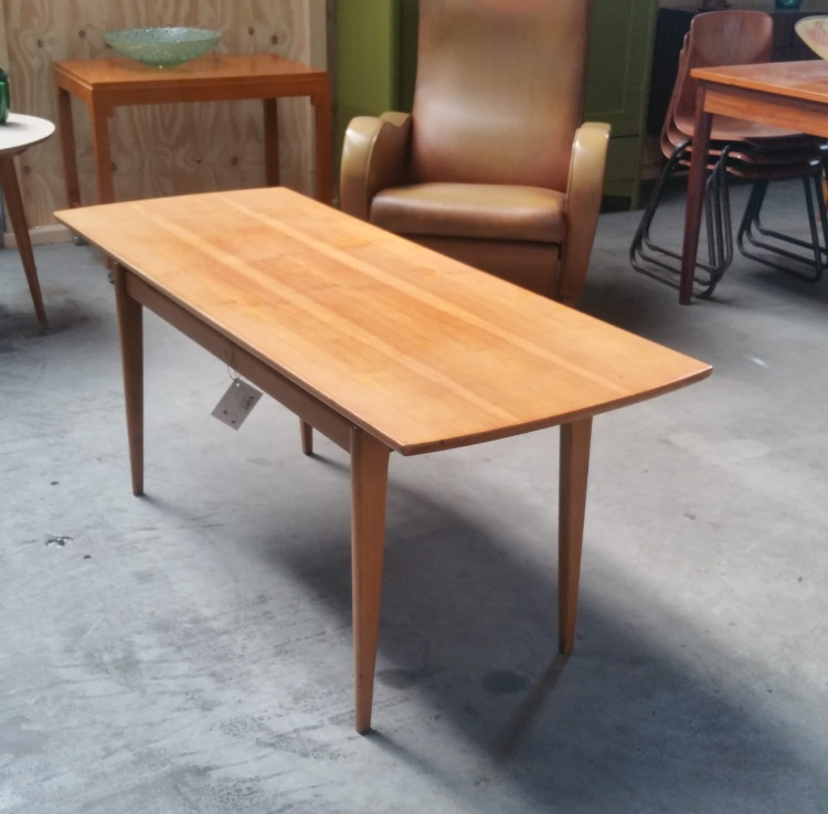 Salon tafel jaren 60 VINT AMERSFOORT