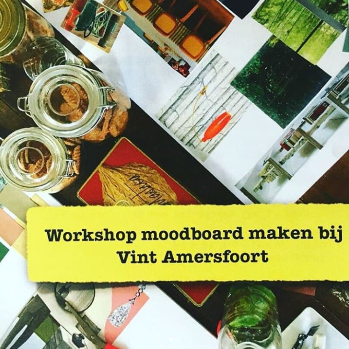 moodboard workshop